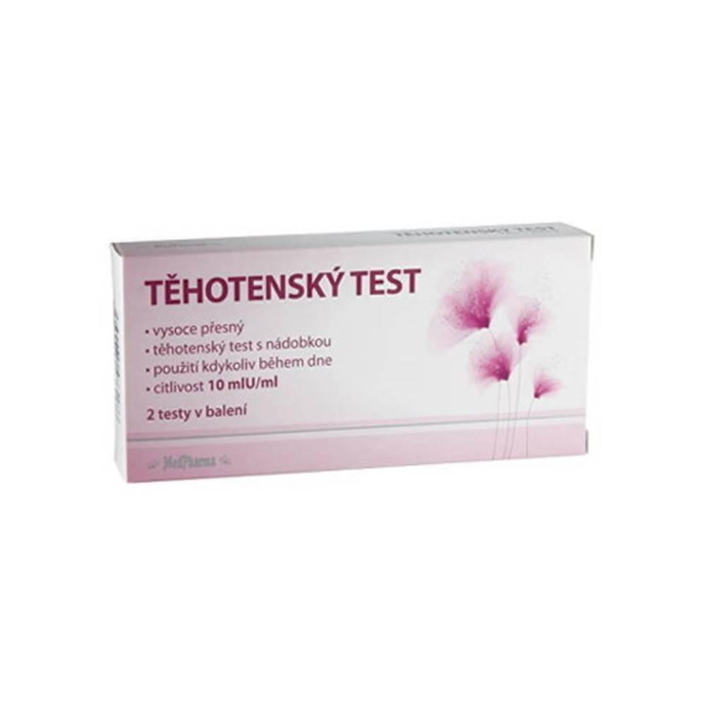 Medpharma MedPharma TEHOTENSKÝ TEST 2ks