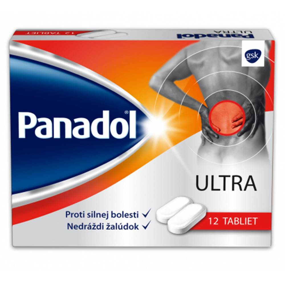 Glaxo Smith Kline Panadol Ultra 12 tbl
