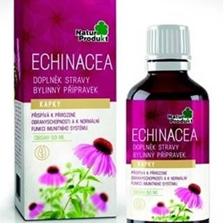 Naturprodukt Echinacea