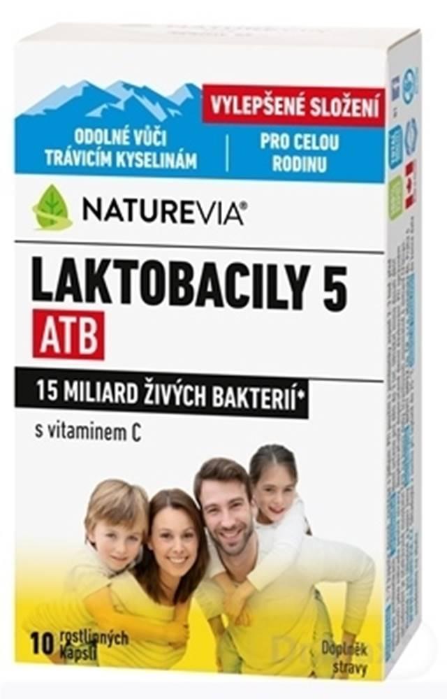 "Swiss Swiss Naturevia laktobacily ""5"" atb/imunita"