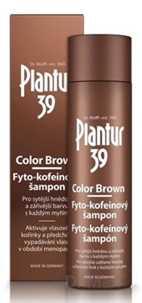 Plantur39 Plantur 39 Color Brown Fyto-kofeínový šampón