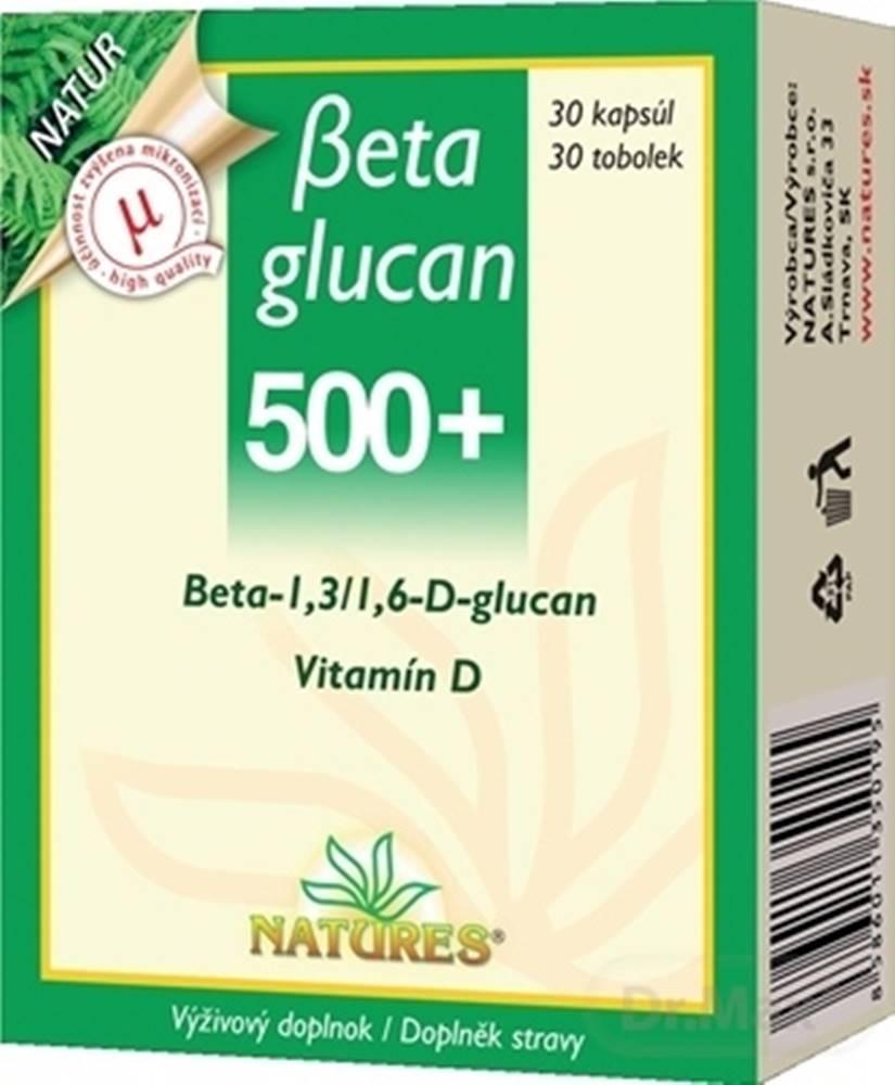 Natures NATURES Betaglucan 500+
