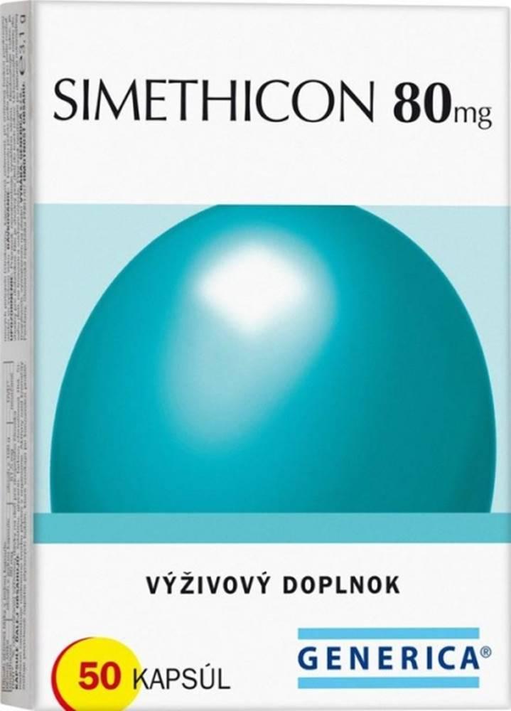 Generica Generica Simethicon 80 mg