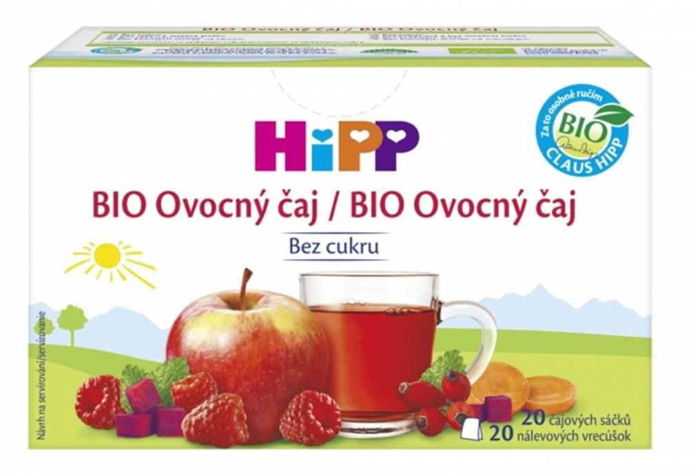 HiPP HiPP BIO Ovocný čaj