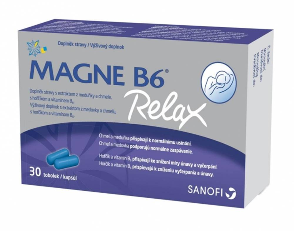Magne B6 MAGNE B6 RELAX