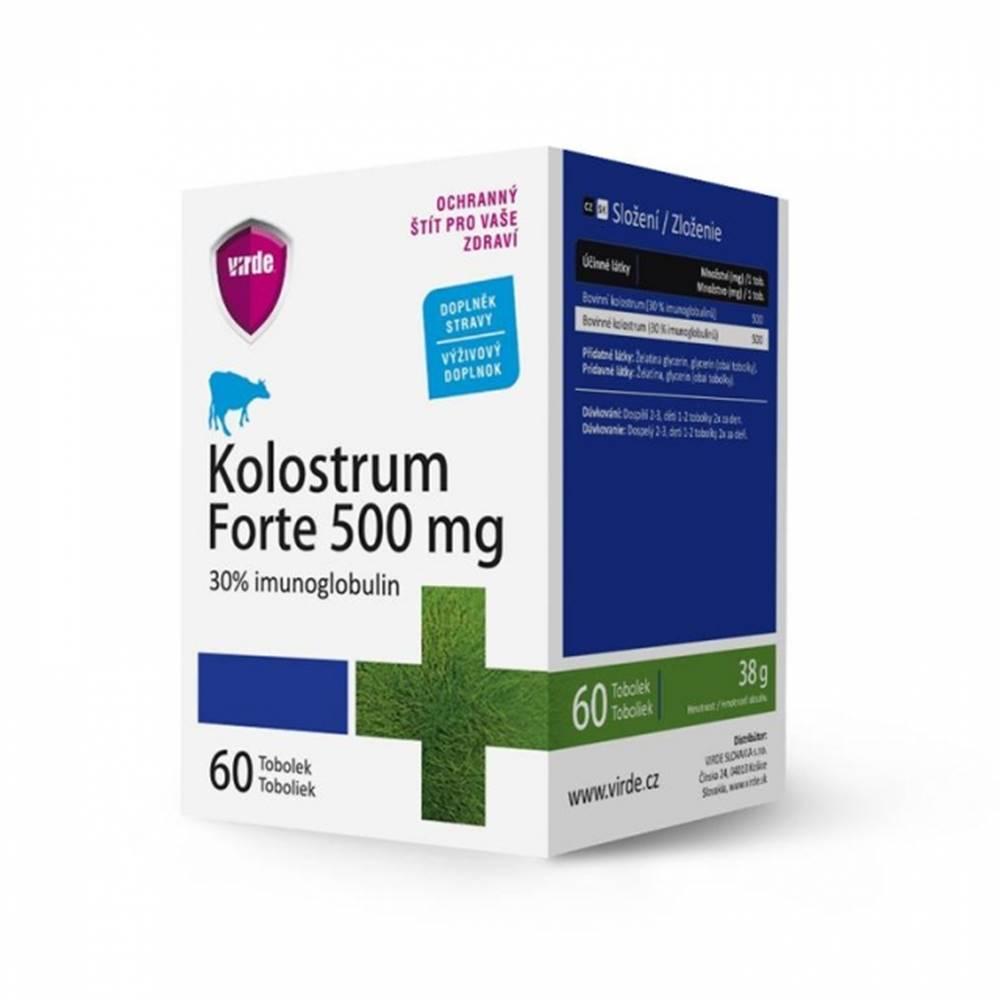 Virde Virde Kolostrum forte 500 mg