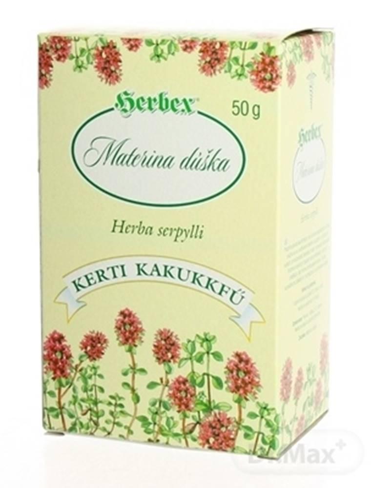 Herbex Herbex Materina duŠka