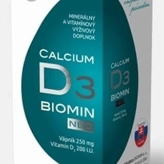 Biomin calcium neo s vitamínom d3