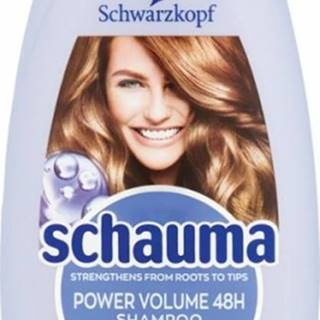 Schauma šampón Power Volume 48H