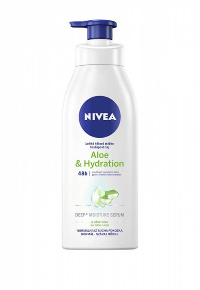 Nivea Nivea Aloe & hydration