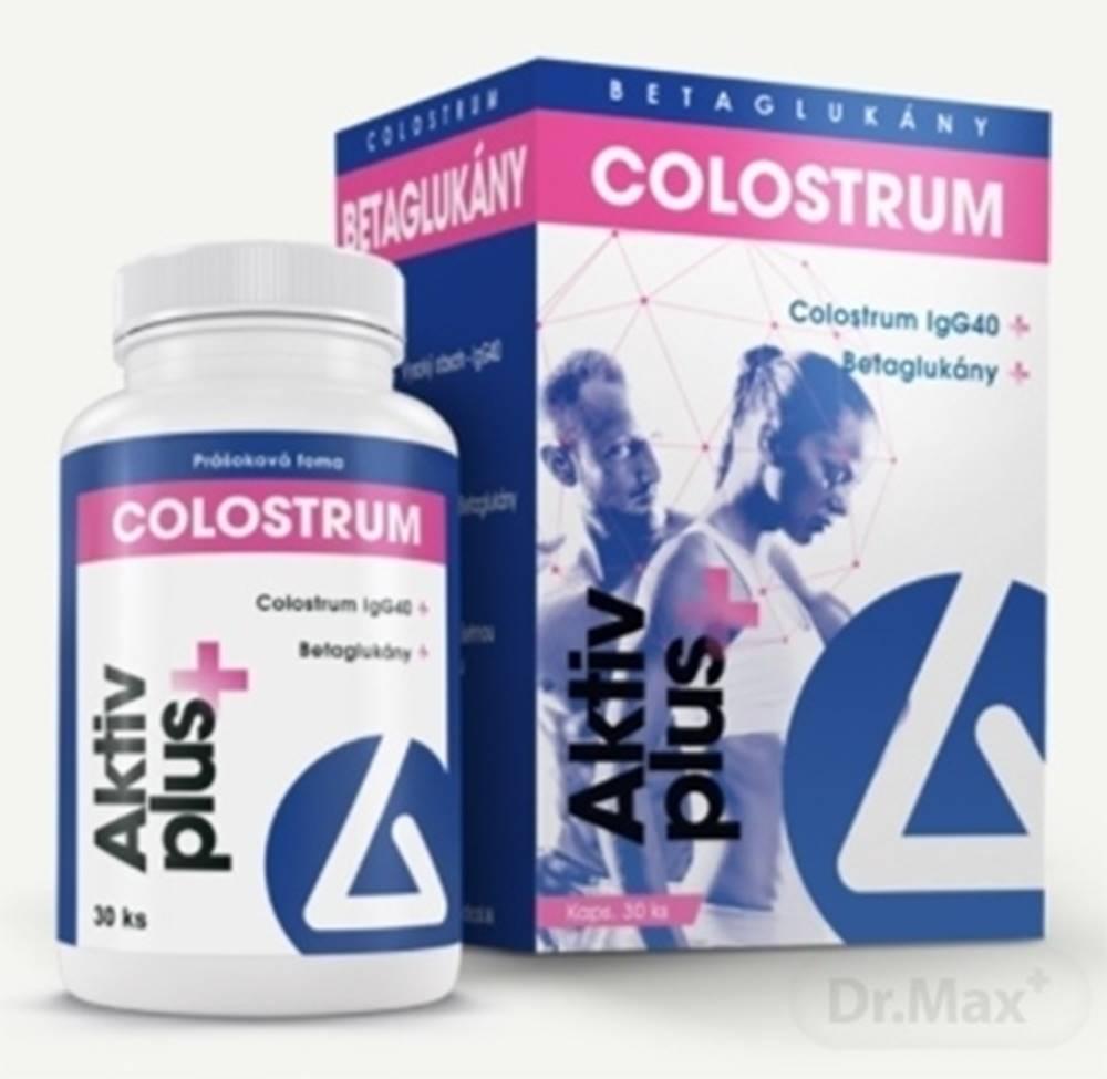 Deltacolostrum Delta Aktiv plus+ colostrum & betaglukány