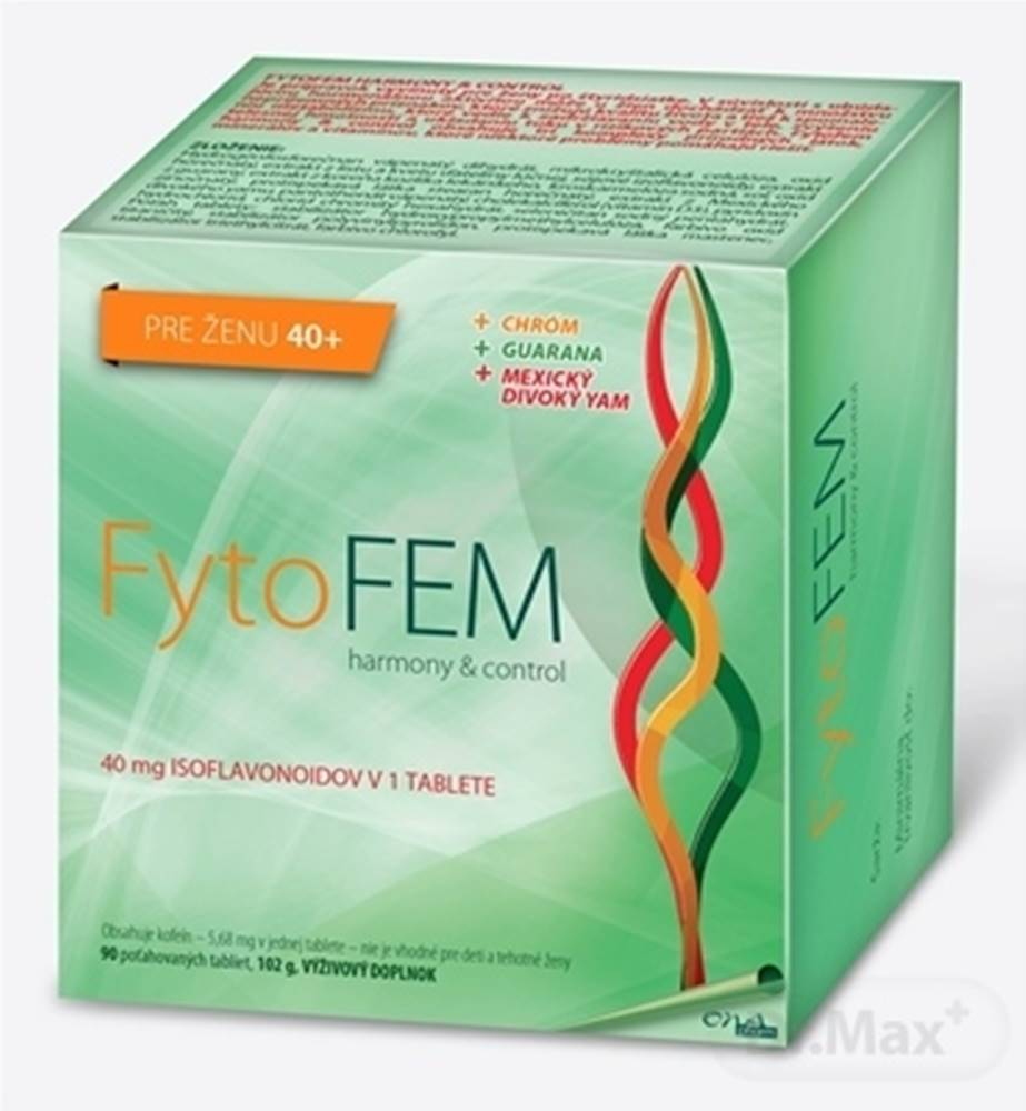 FYTOFEM Fytofem Harmony & control