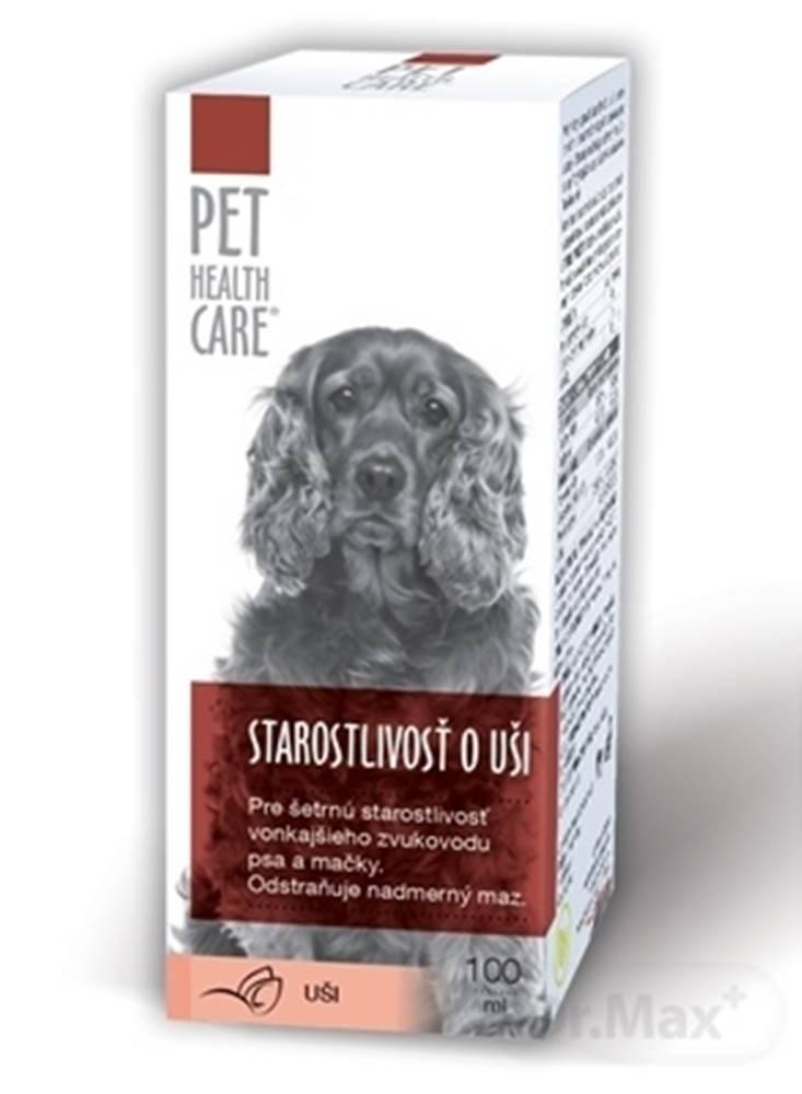 PET HEALTH CARE Pet Health care starostlivosť o uši