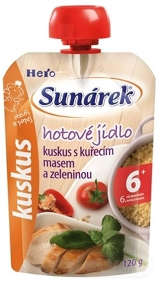 Sunar Sunárek hotové jedlo