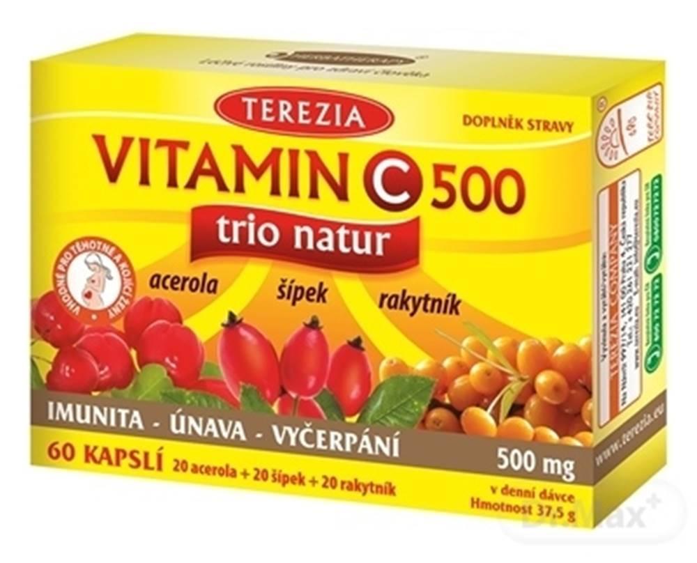 Terezia Company TEREZIA VITAMÍN C 500 mg trio natur