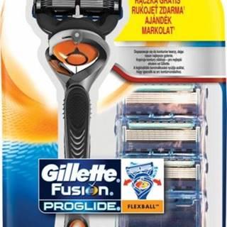 Gillette FUSION 5 ProGlide Flexball Manual