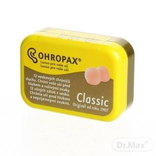 Ohropax Classic ušné vložky