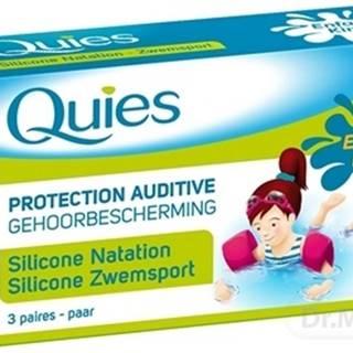Quies Silikónové chrániče sluchu pre deti