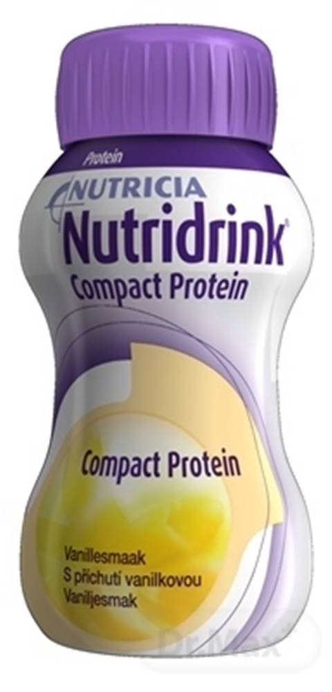 Nutridrink NUTRIDRINK COMPACT PROTEIN