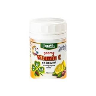 JutaVit Vitamín C 500 mg so šípkami 90 tbl