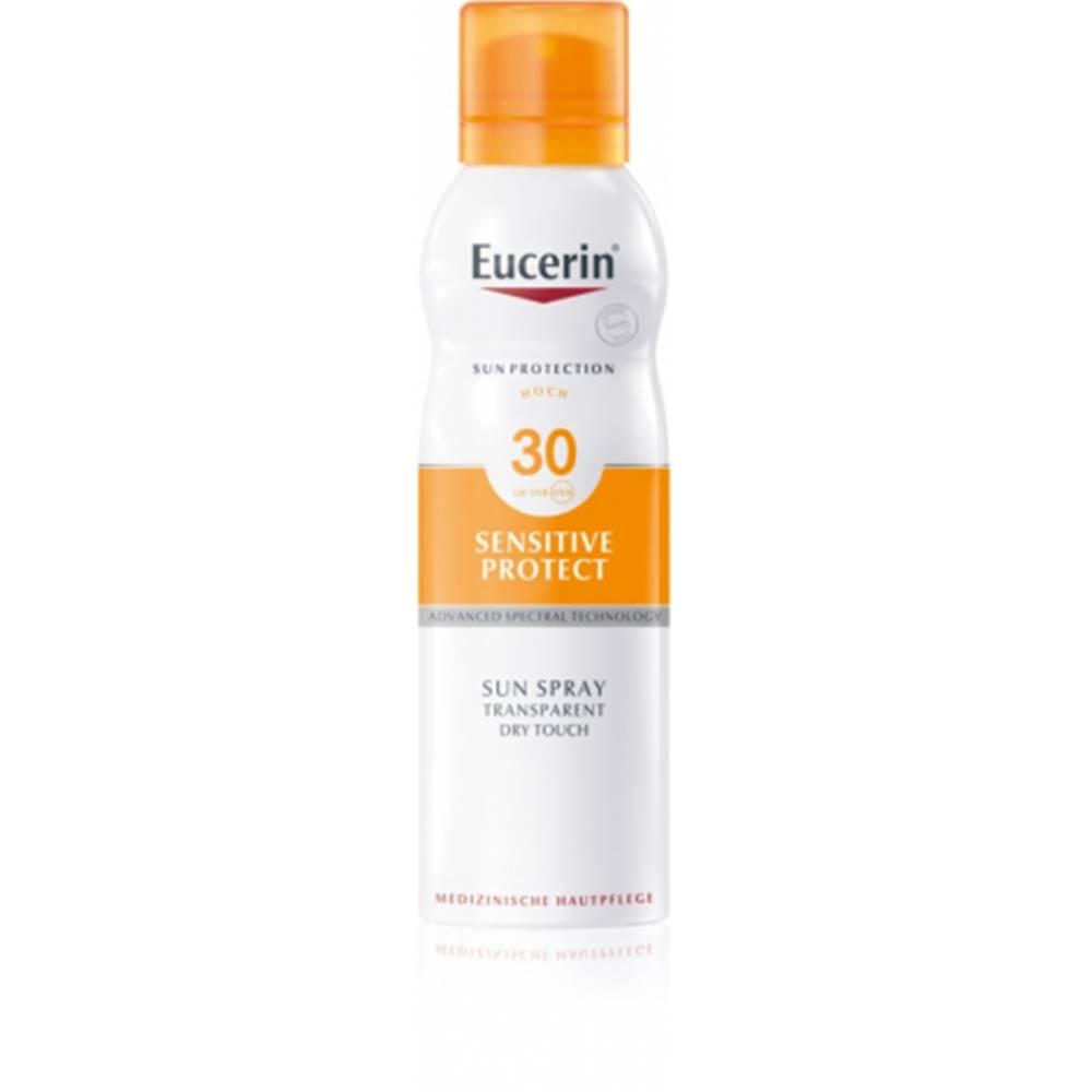 Beiersdorf Eucerin Transparentný sprej na opaľovanie Dry Touch SPF 30