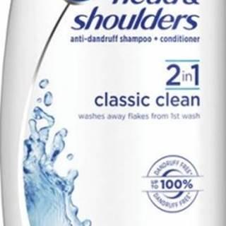Head&Shoulders šampón 2v1 Classic Clean