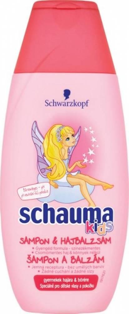Schauma Schauma šampón KIDS Jahoda