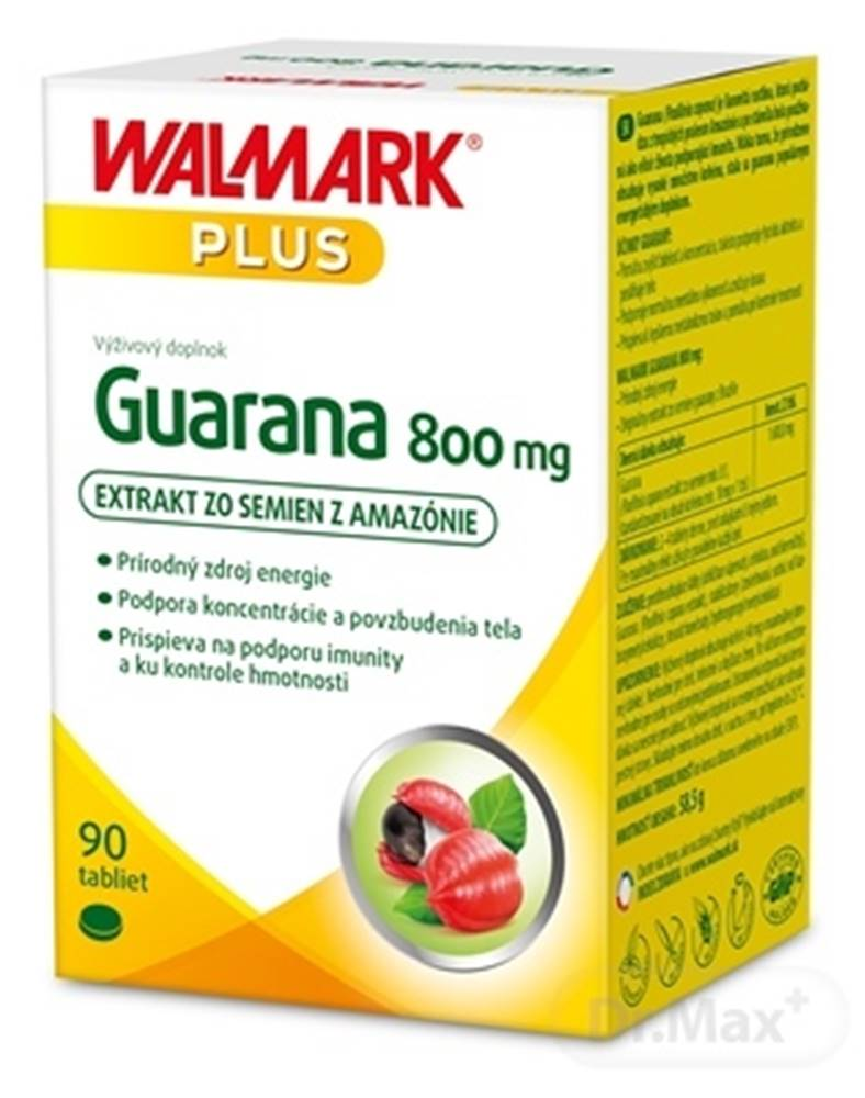 Walmark WALMARK Guarana 800 mg