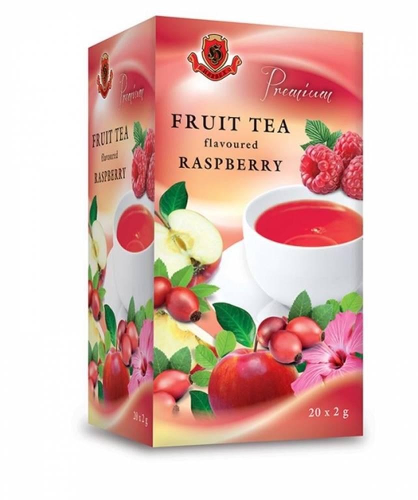 Herbex Herbex Premium ovocnÝ čaj s príchuťou malina