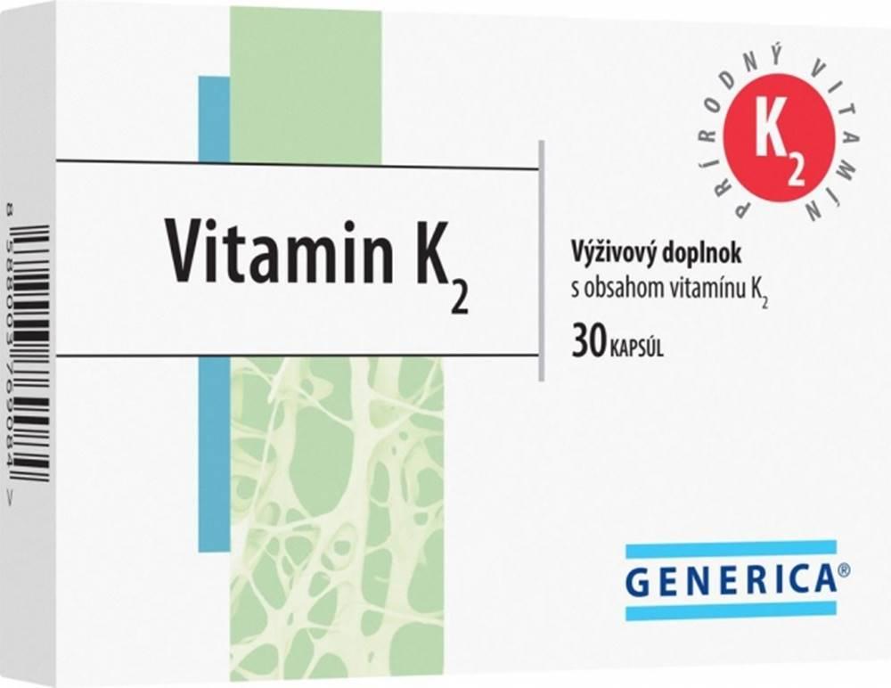 Generica GENERICA Vitamin K2