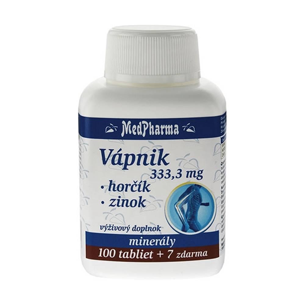 Medpharma Medpharma VÁpnik 333,3 mg + horčík + zinok