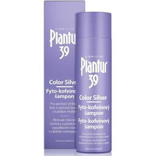 Plantur 39 Color Silver Fyto-kofeínový šampón 250 ml