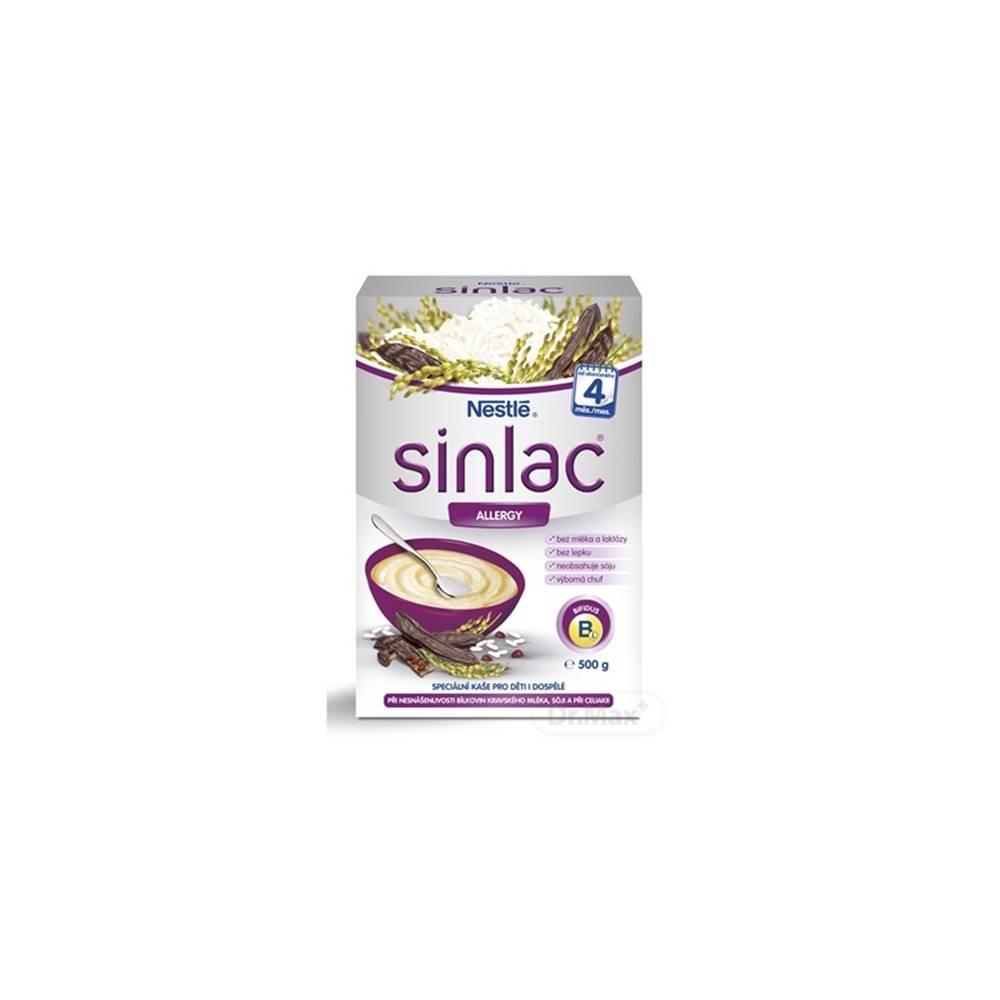 Nestlé Nestlé Nemliečna kaša SINLAC allergy