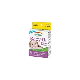 Jamieson baby-d vitamín d kvapky