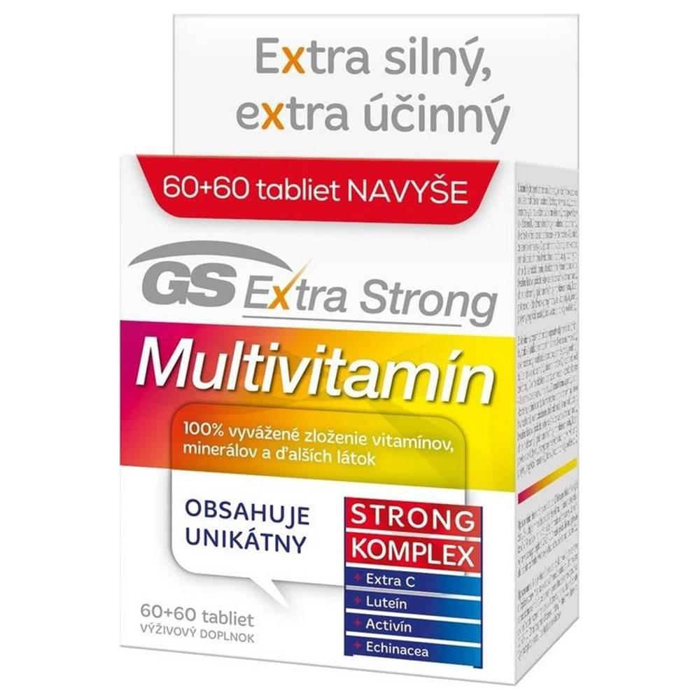GS Gs Extra strong multivitamín