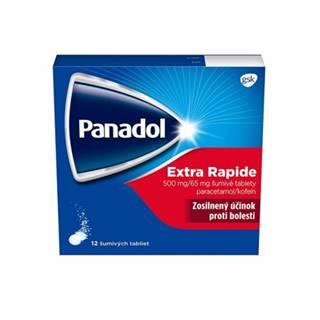 Panadol Extra Rapide šumivé tablety 12 tbl