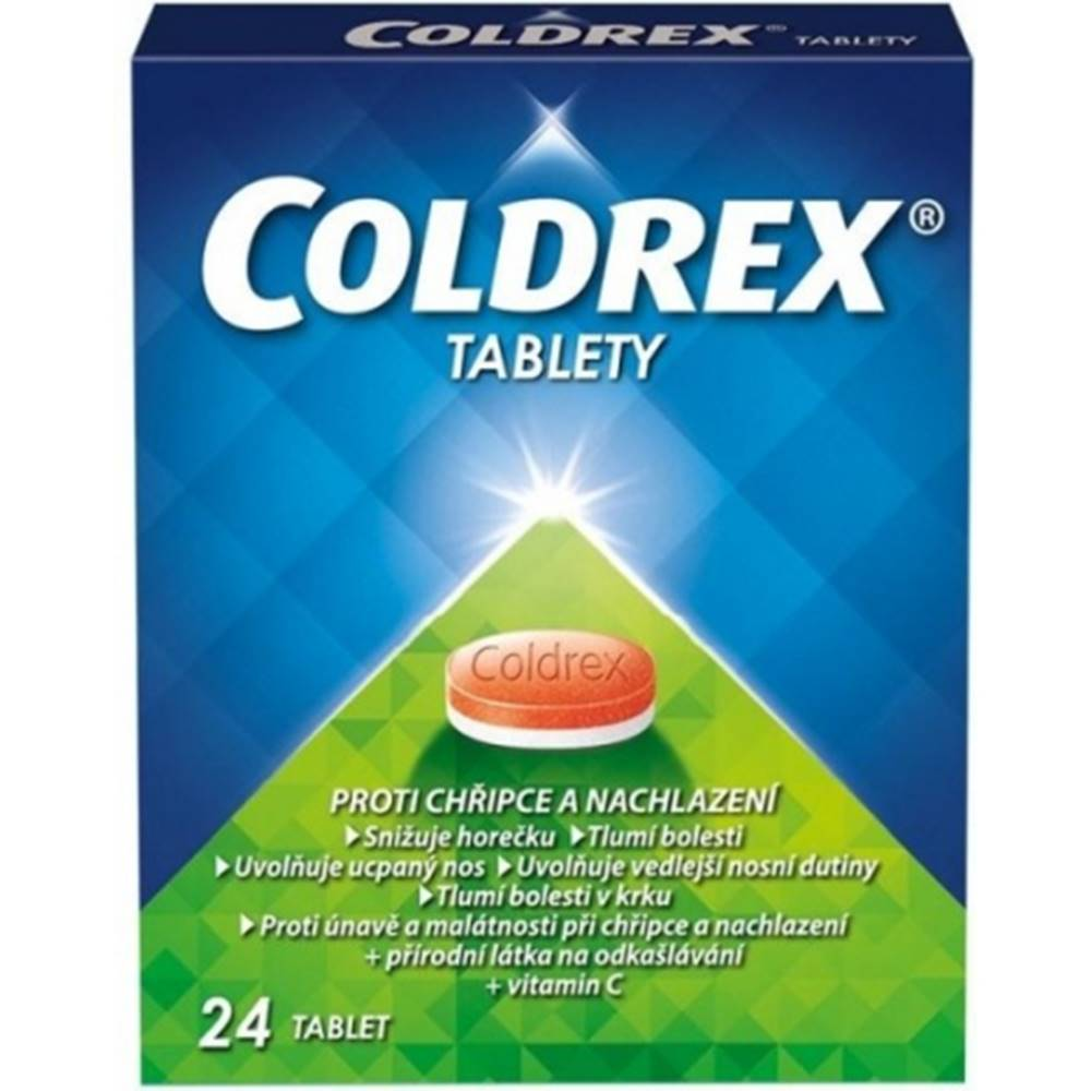 Glaxo Smith Kline Coldrex 24 tbl