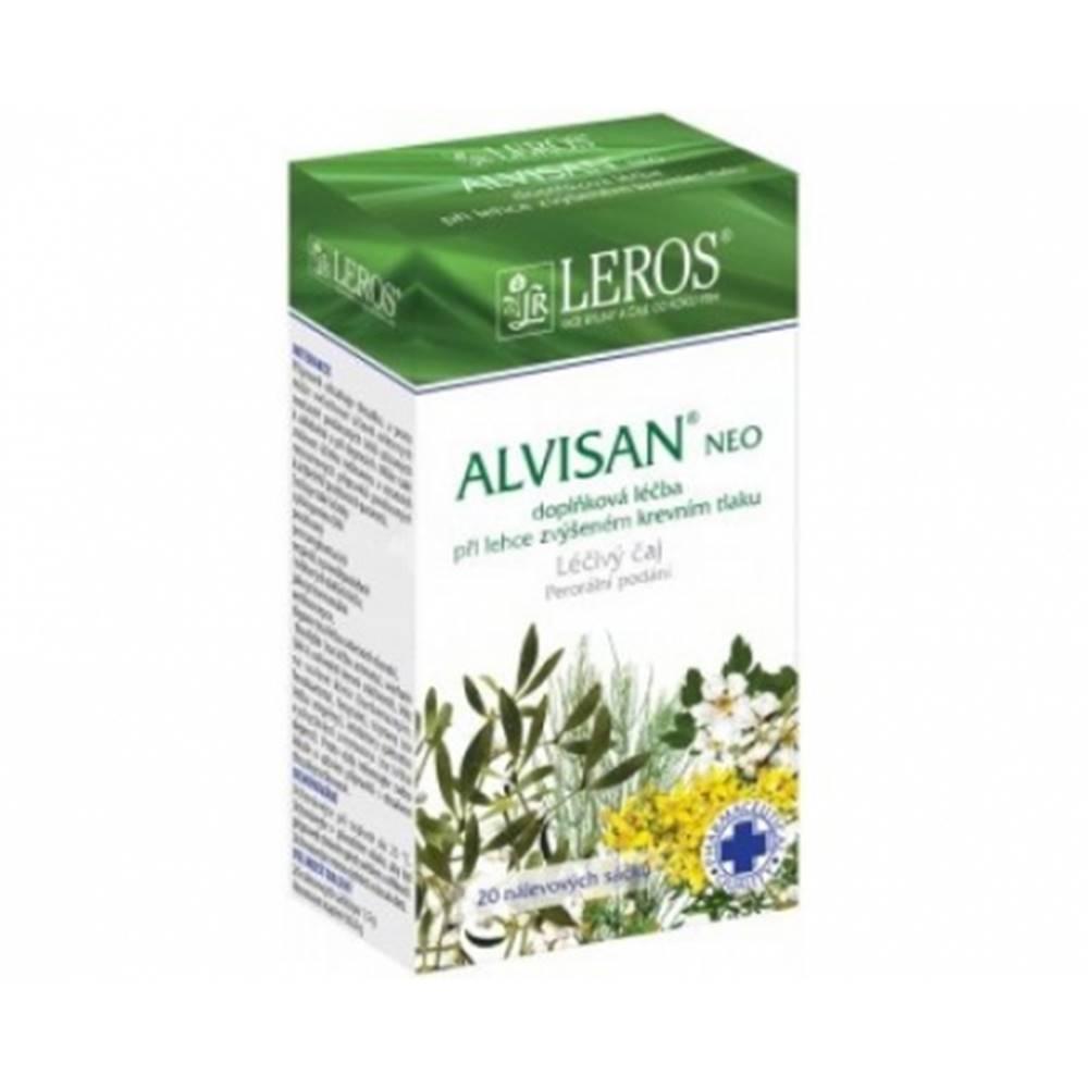 Leros, s.r.o. LEROS Alvisan Neo porciovaný čaj 20x1,5g