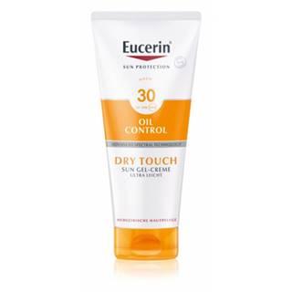 Eucerin Oil Control krémový gél na opaľovanie SPF 30+ 200ml