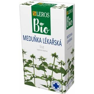 LEROS BIO MEDOVKA LEKÁRSKA list sypaná bylina 1x50 g