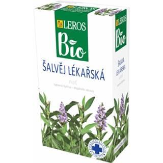 LEROS BIO ŠALVIA LEKÁRSKA vňať sypaná bylina 1x60 g