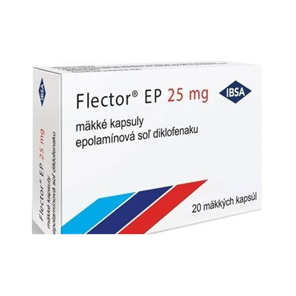 IBSA Flector EP 25 mg 20 cps