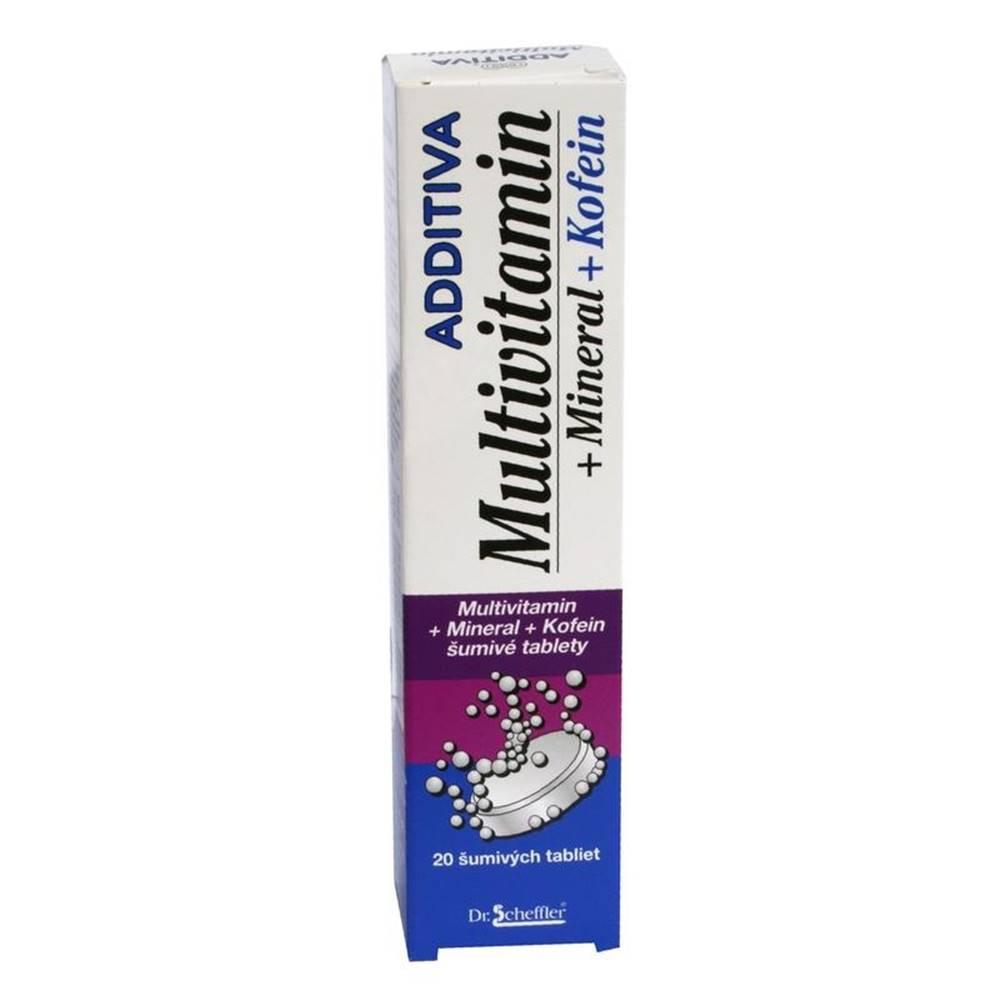 Additiva Additiva MultivitamÍn + minerál + kofein