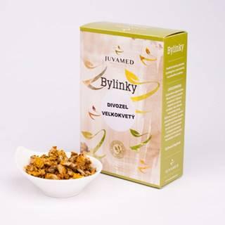 Juvamed Divozel veľkokvetý kvet sypaný čaj 20g