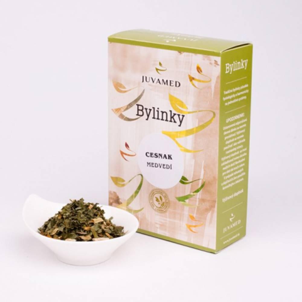 Juvamed Juvamed Cesnak medvedí - vňať sypaný čaj 40g