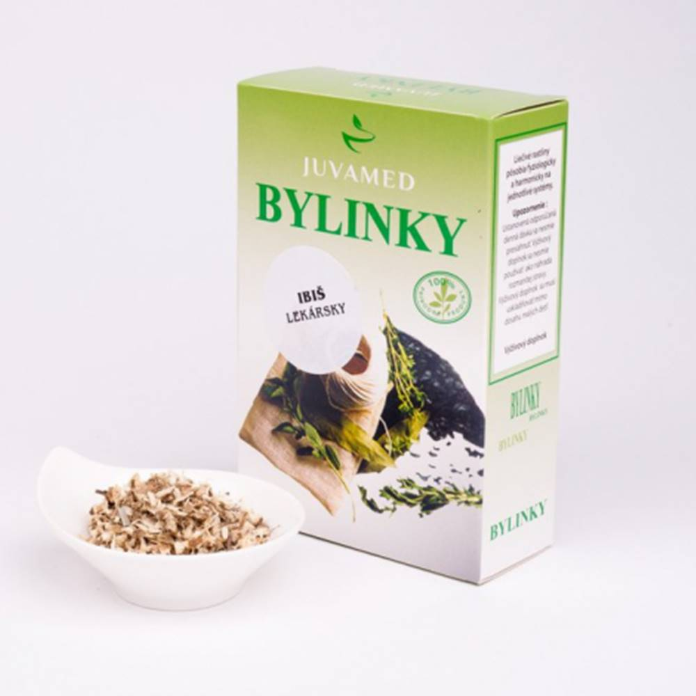 Juvamed Juvamed IBIŠ lekársky -Koreň sypaný čaj 40g