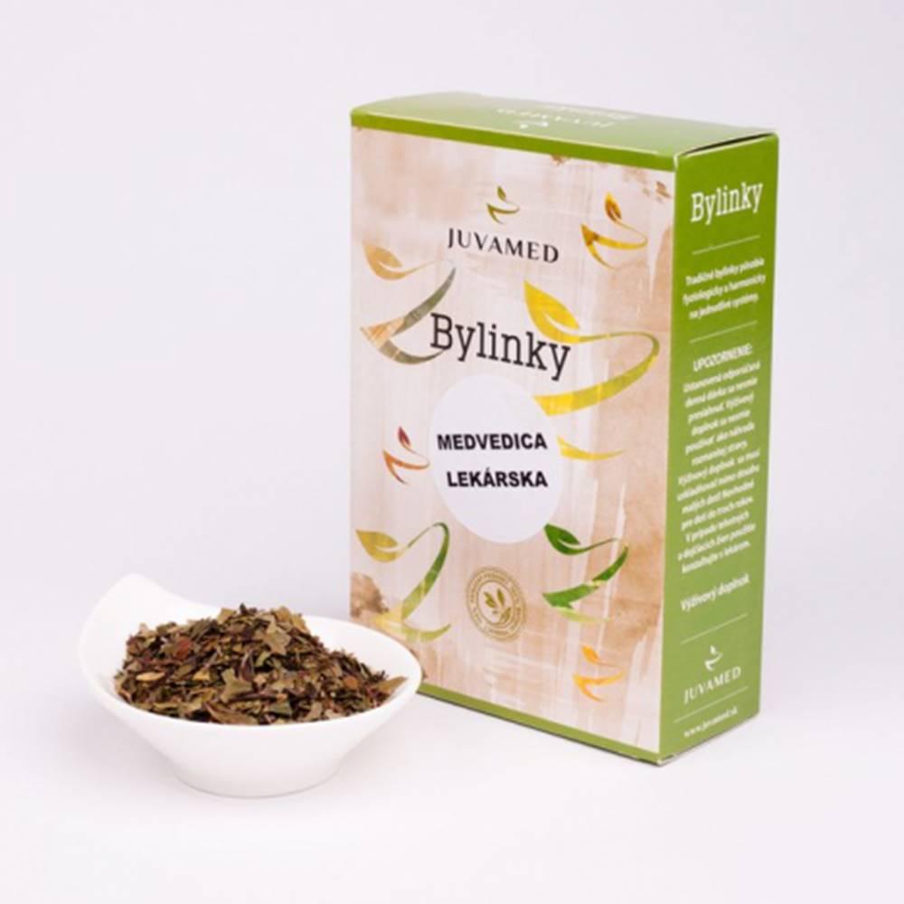 Juvamed Juvamed Medvedica lekárska- list sypaný čaj 30g