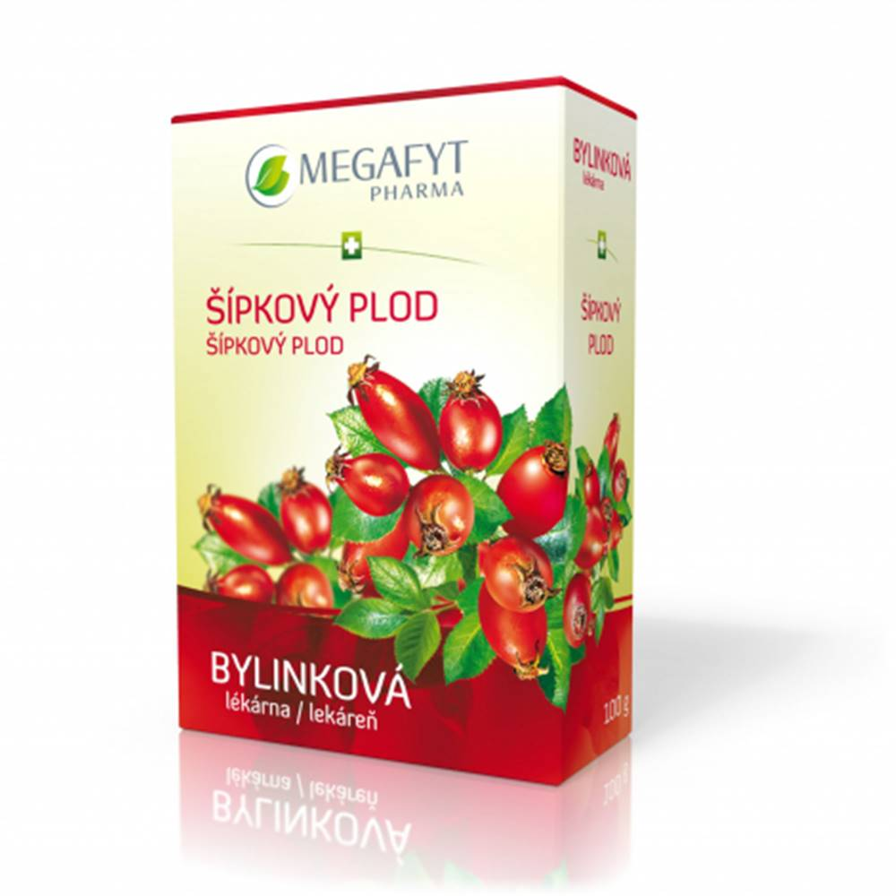 Megafyt MEGAFYT  ŠÍPKOVÝ PLOD bylinný čaj 100 g