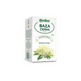 Herbex Baza čierna sypaný 40 g