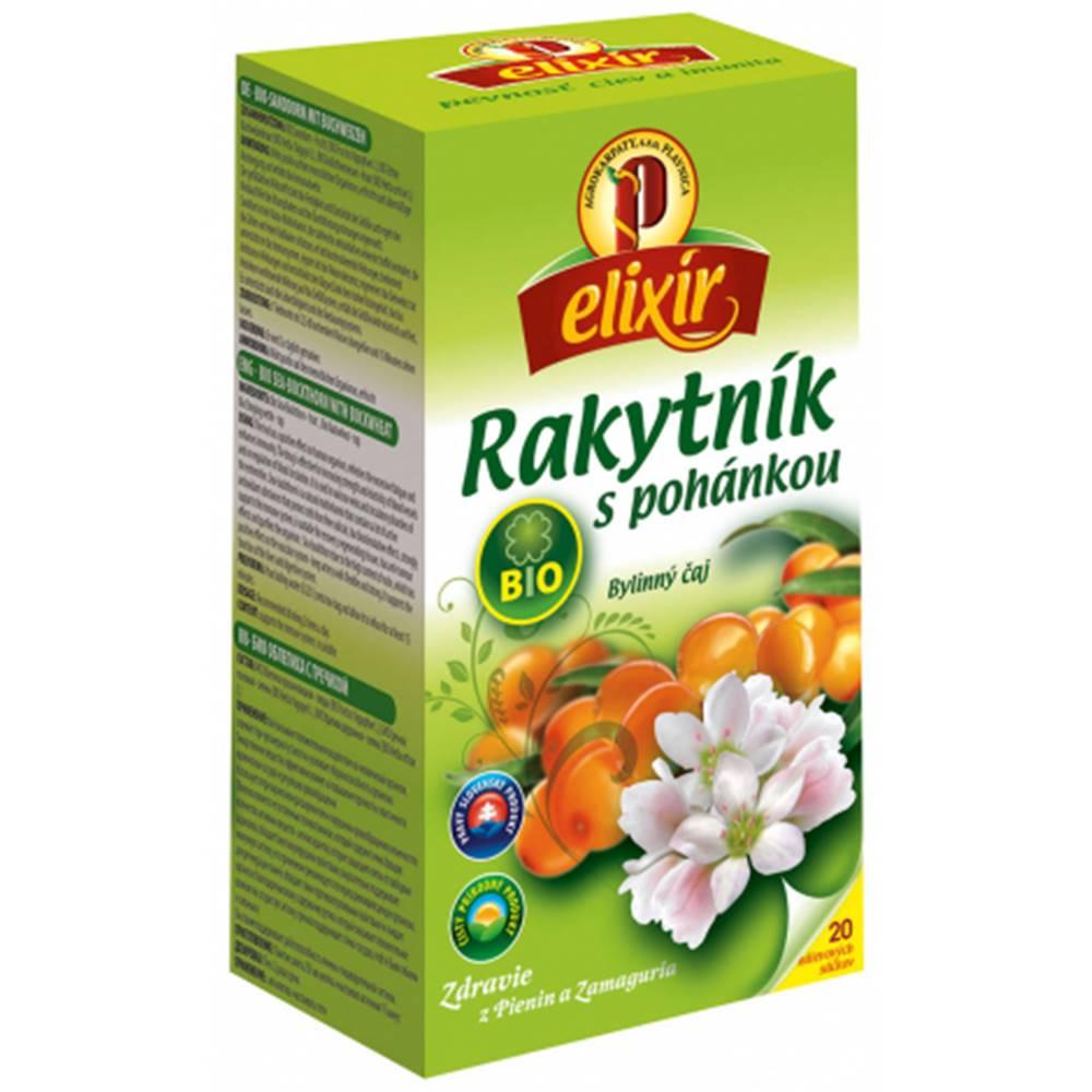 AGROKARPATY, s.r.o. Plavnica (SVK) AGROKARPATY BIO Rakytník s pohánkou bylinný čaj 20x1,5 g (30 g)